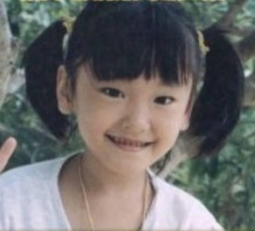新垣結衣,昔,6歳,顔,画像