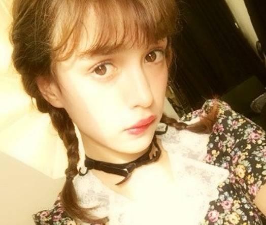 モーガン茉愛羅,現在,かわいい,顔,画像