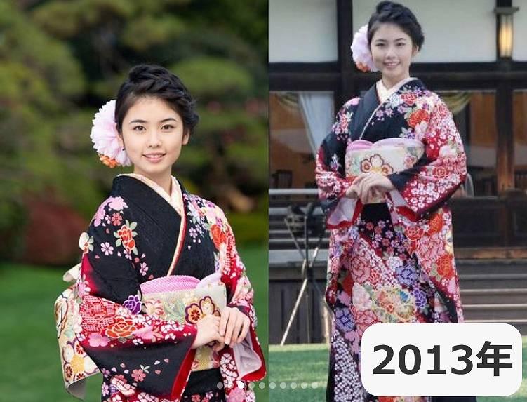 2013年・小芝風花の顔は落ち着いた雰囲気