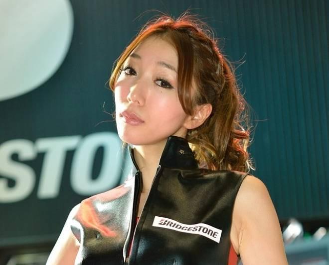 浜崎美保,若い頃,がかわいい,スタイル,レースクィーン,顔画像1