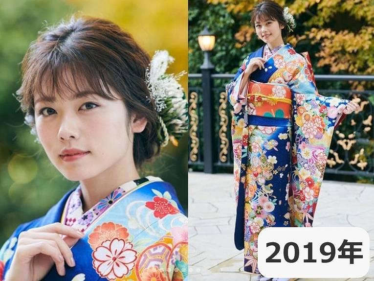 2019年・小芝風花の顔が変わって超人