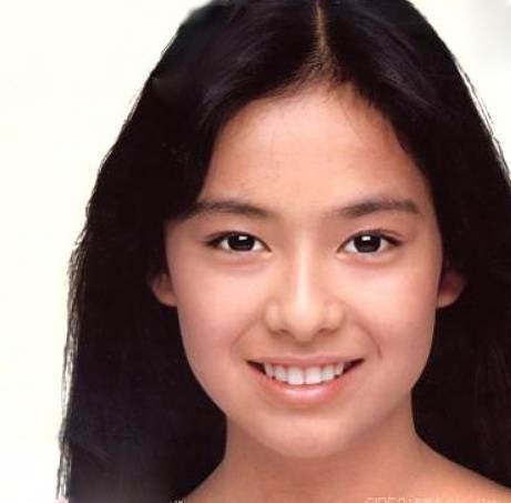 後藤久美子,若い頃,かわいい,画像1