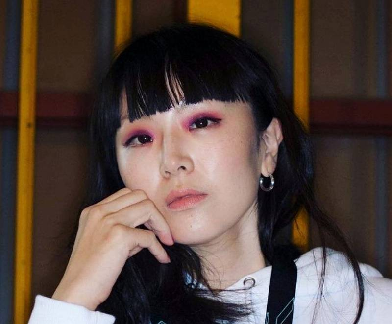 松田ゆう姫,目,変がおかしい,画像1