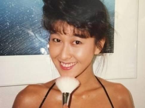 岡本夏生,若い頃,かわいい,顔,田中みな実,似てる