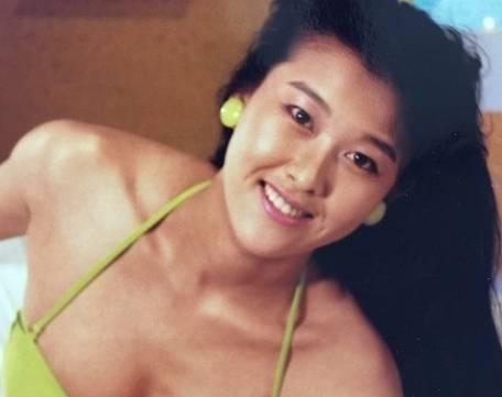 岡本夏生,若い頃,かわいい,顔,画像1