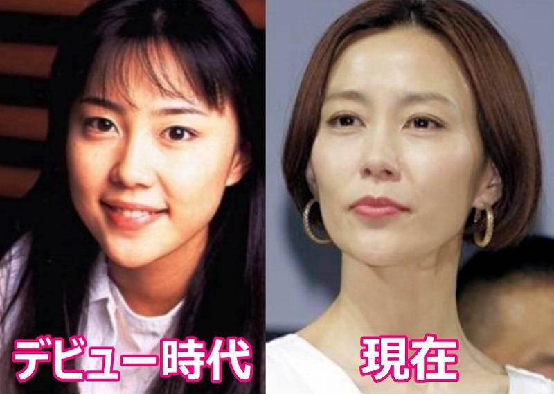 木村佳乃,痩せた,痩せすぎ,現在,画像比較