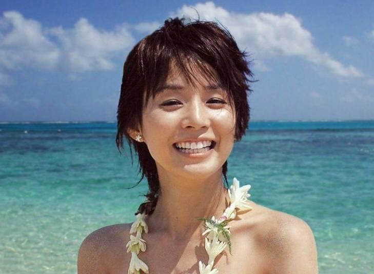 石田ゆり子,若い頃,かわいい, 痩せた,体型,画像3