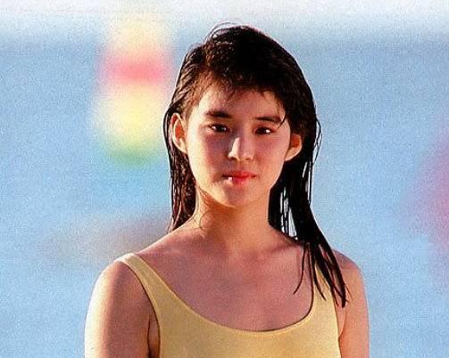 石田ゆり子,若い頃,かわいい, がっしり,体型,画像4