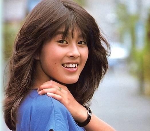 森尾由美,若い頃,かわいい,画像1