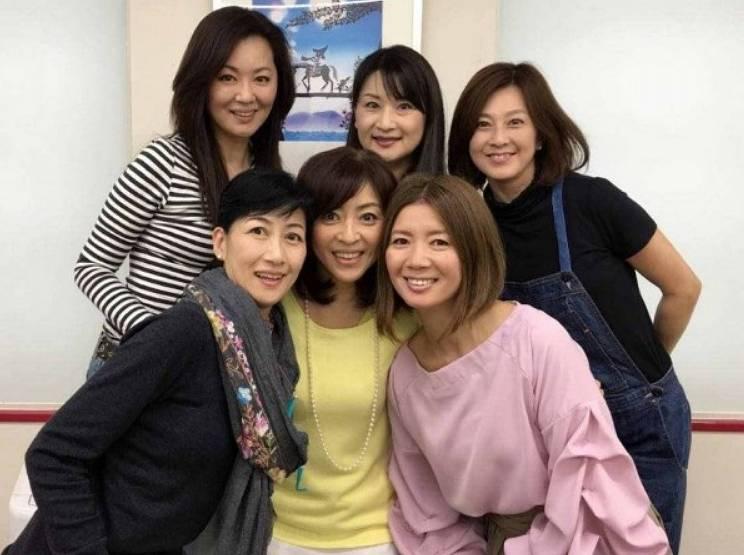 森尾由美,かわいい,アイドル,比較2