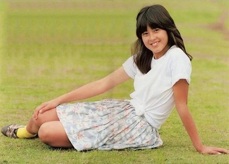 森尾由美,若い頃,かわいい,スタイル,画像1