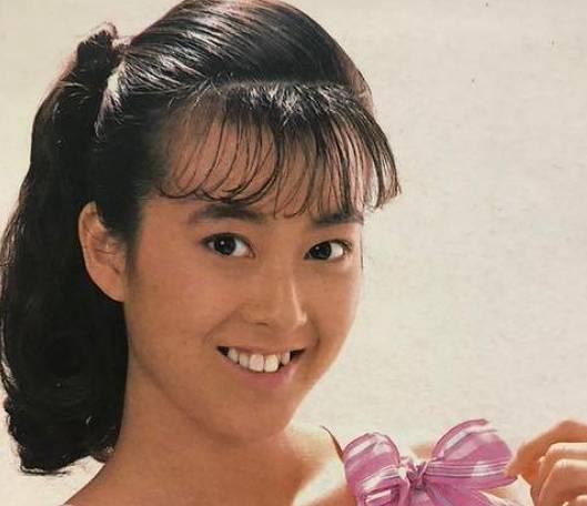 森尾由美,若い頃,かわいい,画像5