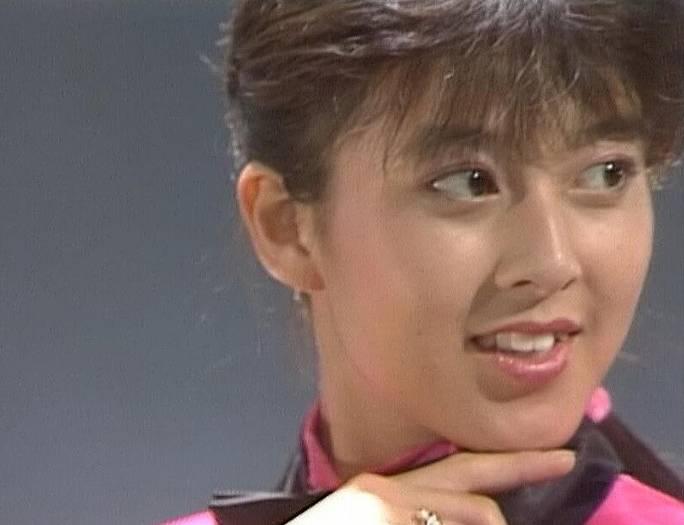 森尾由美,若い頃,かわいい,画像6