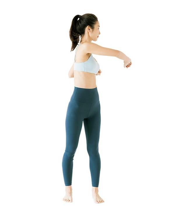 加治ひとみ,ガリガリ,痩せすぎ,ウエスト,細い,腸活法2