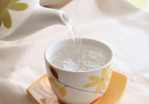 加治ひとみ,腸活法,白湯