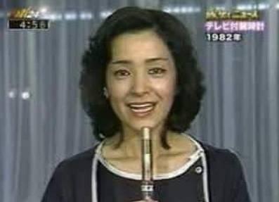 櫻井よしこ,若い頃,がかわいい,1982年の顔