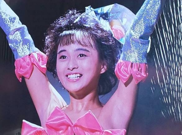 渡辺美奈代の若い頃がかわいいアイドル画像1