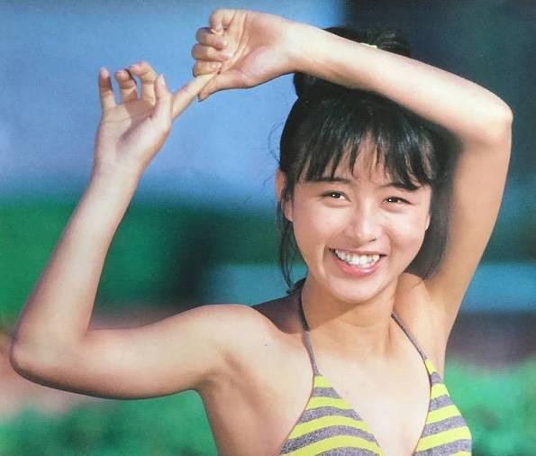 渡辺美奈代の若い頃がかわいいアイドル画像8