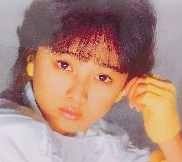 渡辺美奈代の若い頃がかわいいアイドル画像6