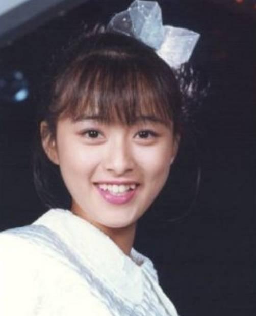 渡辺美奈代の若い頃がかわいいアイドル画像5
