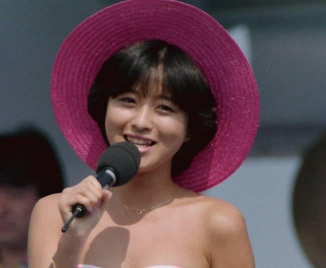 渡辺美奈代の若い頃がかわいいアイドル画像4
