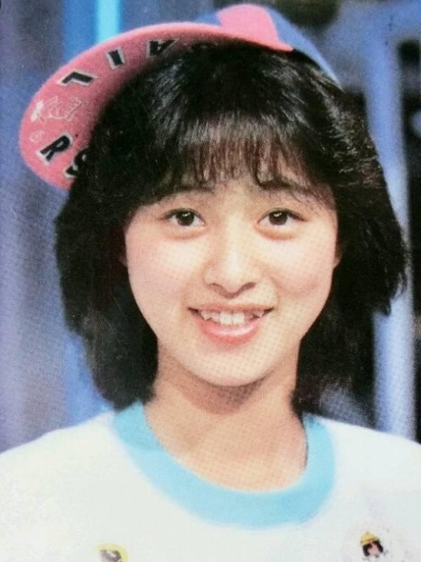 渡辺美奈代の若い頃がかわいいアイドル画像2