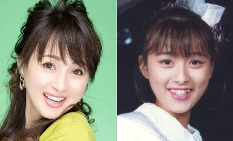 渡辺美奈代の若い頃と今の画像比較