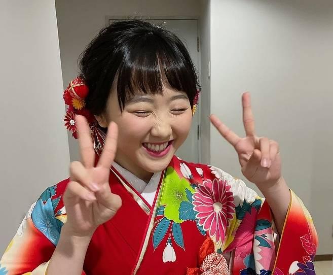 本田望結の2019年は太りすぎ