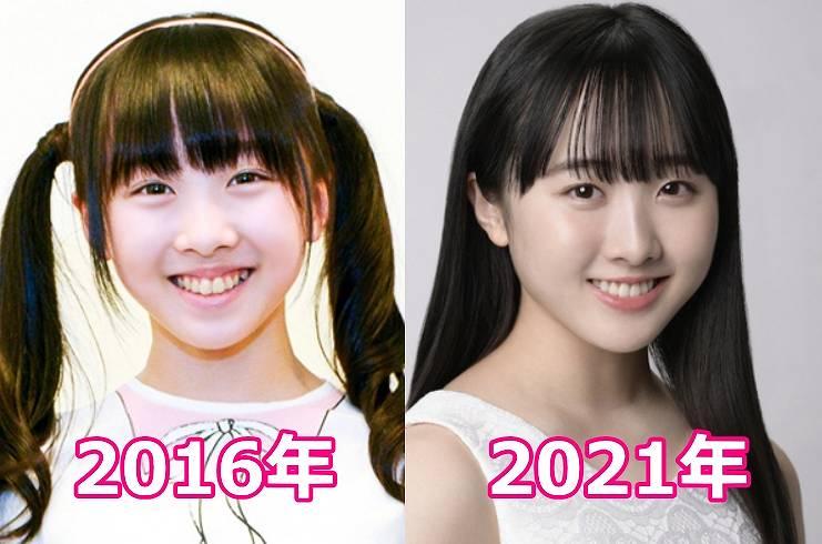 本田望結は太った!昔と今の画像比較