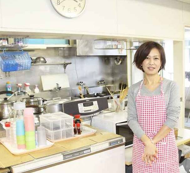 渡辺元美は横浜高校野球部の美人で綺麗な寮母