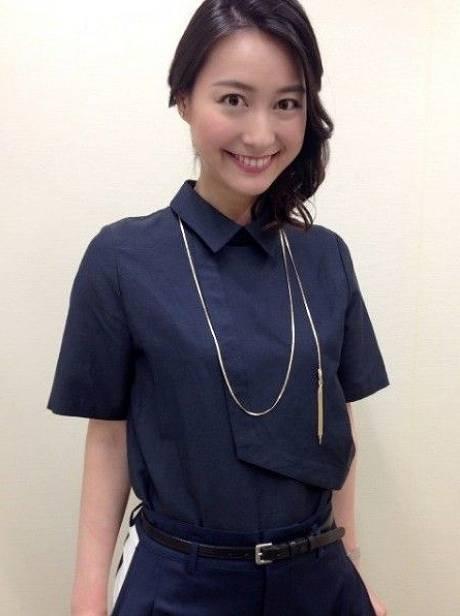 小川彩佳の若い頃はかわいいし痩せてる
