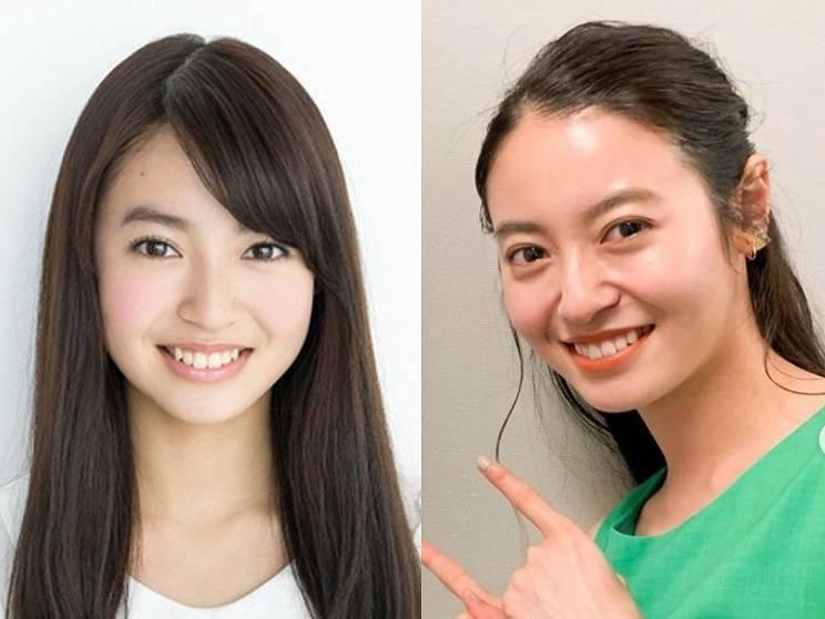 田辺桃子の昔と今の顔比較