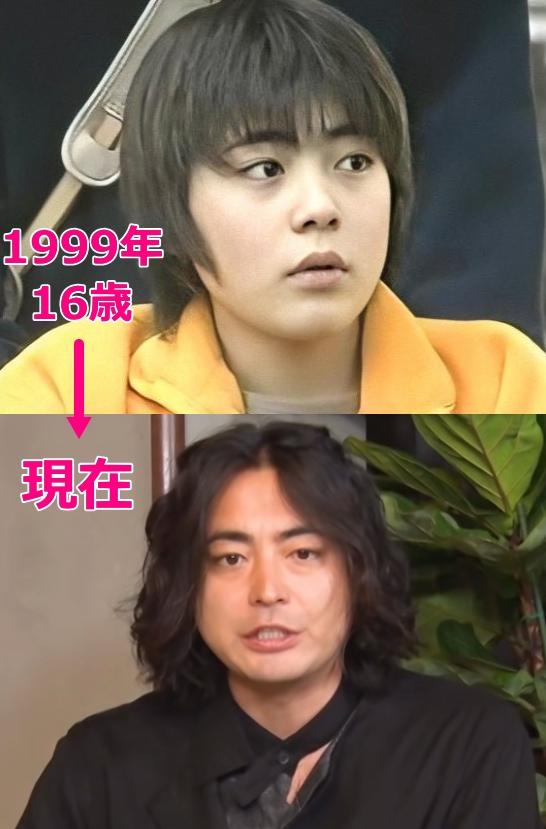 山田孝之が太った!昔と今の画像比較1