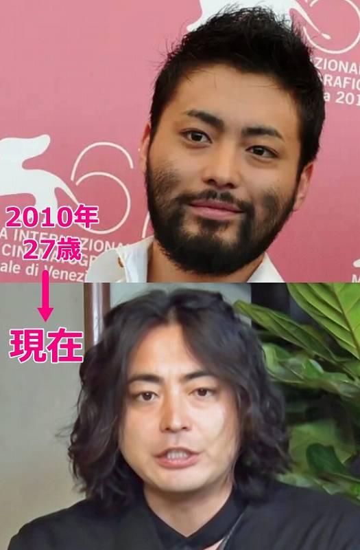 山田孝之が太った!昔と今の画像比較4