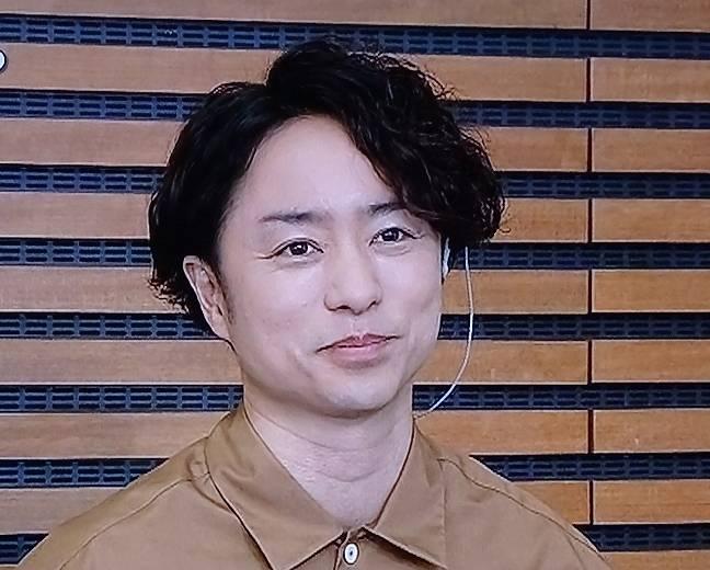 櫻井翔,髪型,変,ロン毛,パーマ
