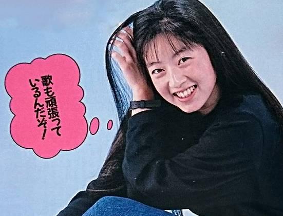 高岡早紀の若い頃のかわいい画像