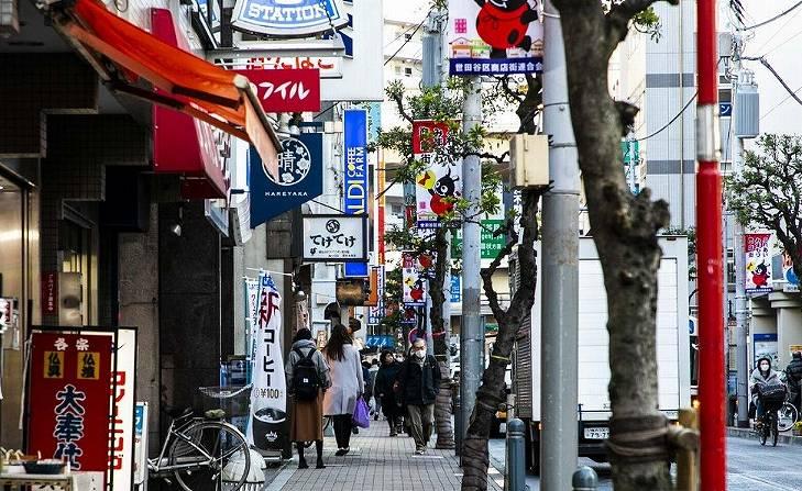 菅田将暉と小松菜奈の自宅マンションがある三軒茶屋商店街
