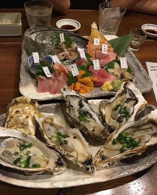 宮崎大輔と深瀬菜月のインスタ匂わせ画像の食事1