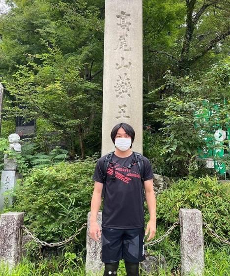 宮崎大輔と深瀬菜月のインスタ匂わせ画像の旅行2