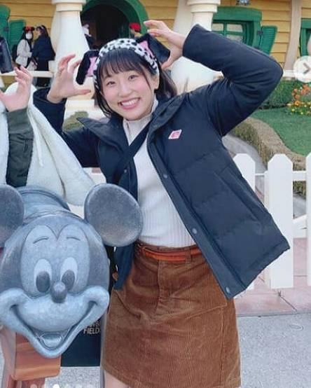 須崎優衣のかわいい私服画像4