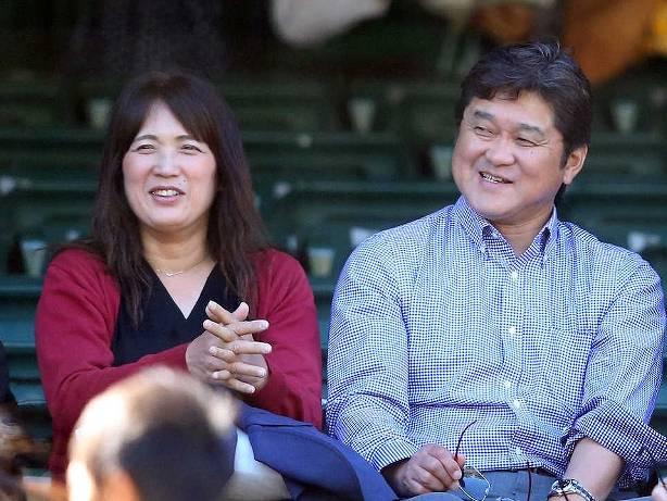 大谷翔平の両親