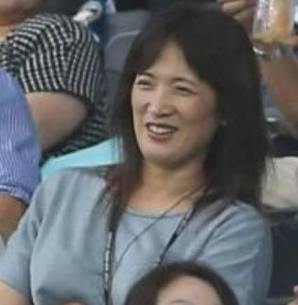 大谷翔平の母親が綺麗