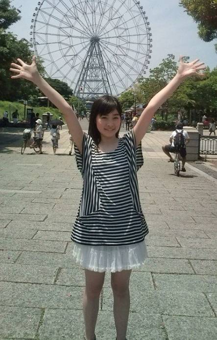 岩田絵里奈のかわいい昔の画像2