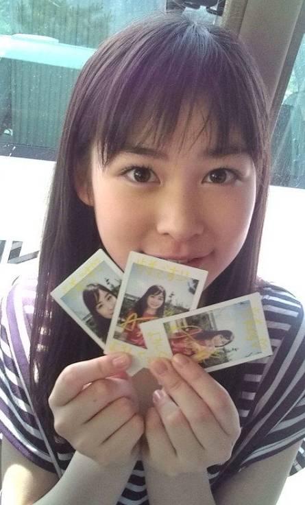 岩田絵里奈のかわいい昔の顔