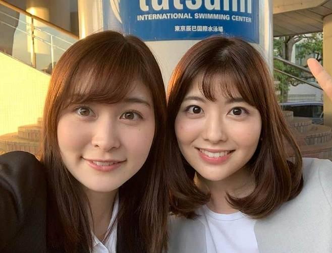 岩田絵里奈の目の色が茶色!比較画像1