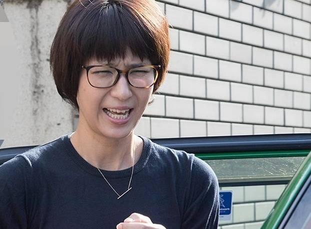 徳永有美のメガネをかけたブサイクな画像2