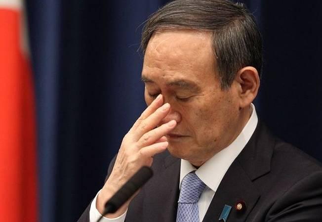 菅義偉さんの目つきが怖い理由は疲れ
