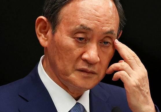 菅義偉の目つきは今後も怖い