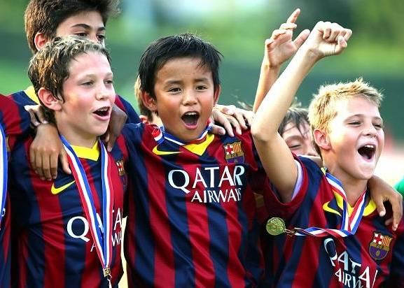久保建英の少年サッカー時代は顔がでかい?