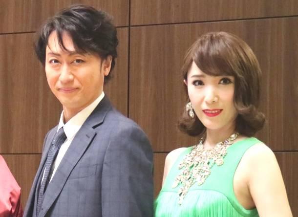 喜多村緑郎と貴城けいは現在別居で今後は離婚?